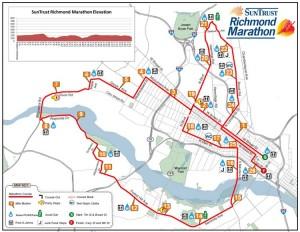 SunTrust-Richmond-Marathon-Map